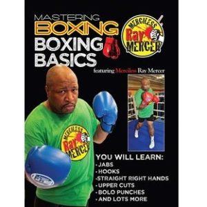 Mastering Boxing Basics DVD