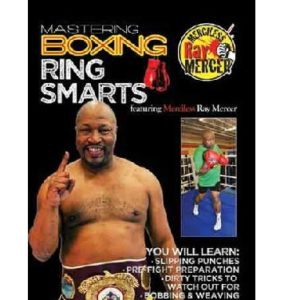 Mastering Boxing Ring Smarts DVD