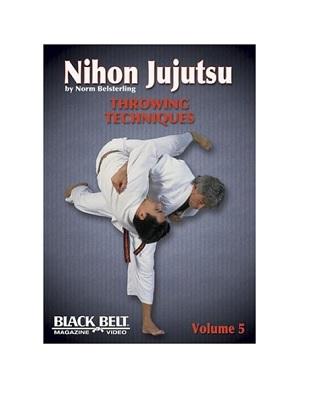 Nihon Jujutsu DVD