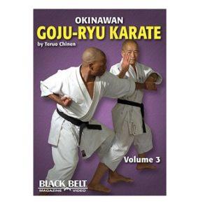 OKINAWAN GOJU-RYU Volume 3 DVD