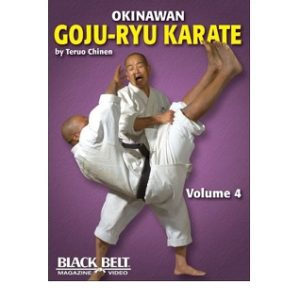 OKINAWAN GOJU-RYU Volume 4 DVD