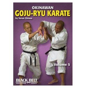 OKINAWAN GOJU-RYU Volume 5 DVD