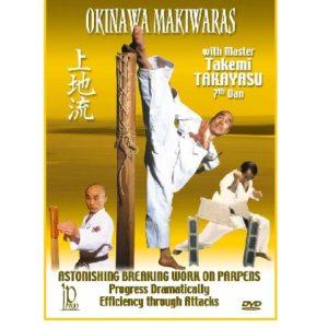 Okinawa Makiwaras training DVD