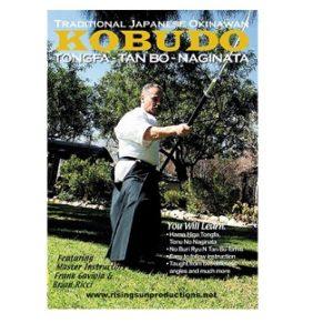 Okinawan Kobudo TONGFA-TAN BO-NAGINATA