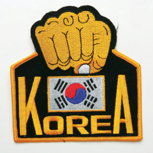 Korean Patches