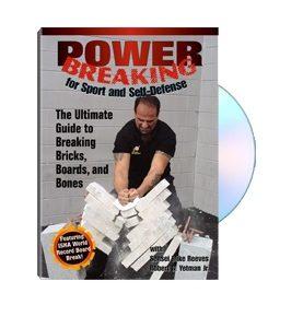 Power Breaking for Sport & Self-Defense DVD