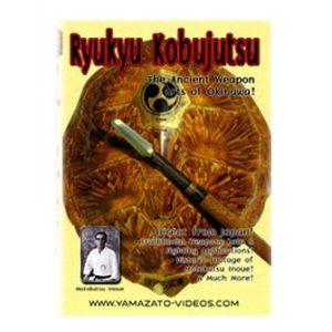Ryukyu Kobujutsu dvd