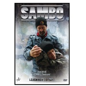 SAMBO – Learning how to fight DVD