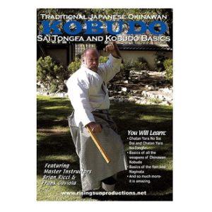 Sai Tongfa & Kobudo Basics DVD