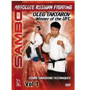 Sambo Oleg Taktarov Vol.1 DVD
