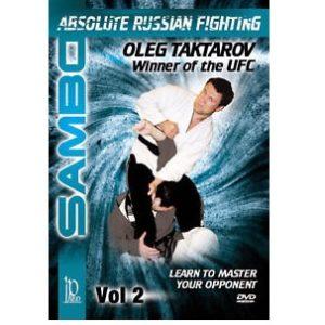 Sambo Oleg Taktarov Vol.2 DVD