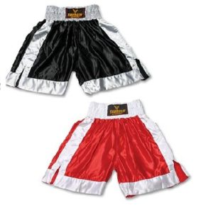 Satin boxing Trunks