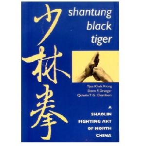 Shantung Black Tiger