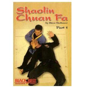 Shaolin Chuan Fa part 1 DVD