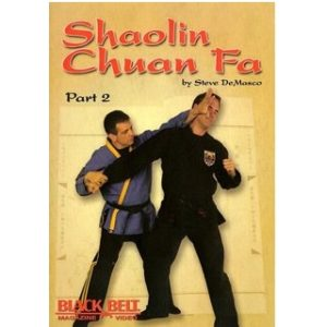 Shaolin Chuan Fa DVD