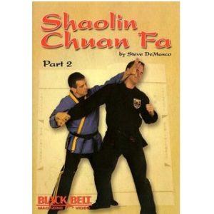 Shaolin Chuan Fa part 2 DVD