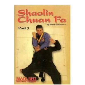 Shaolin Chuan Fa part 3 DVD