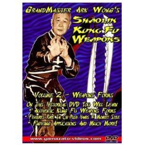 Shaolin Kung Fu vol 2 DVD