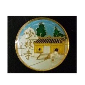 Shaolin Temple Pin