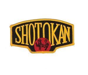 Shotokan Patch-US1255