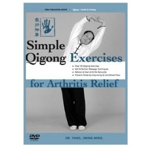 Simple Qigong Exercises for Artritis Relief DVD