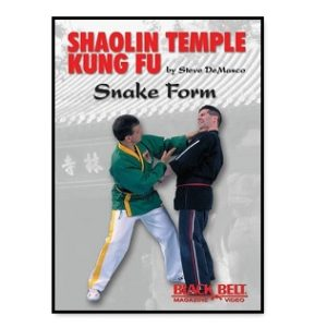 Shaolin Temple Animal Forms