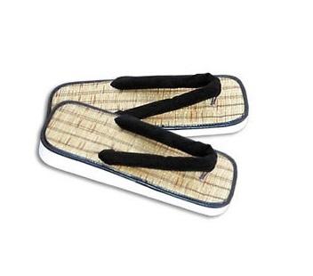b68c5adec39b Straw Zori Sandals - Academy Of Karate - Martial Arts Supply Inc.