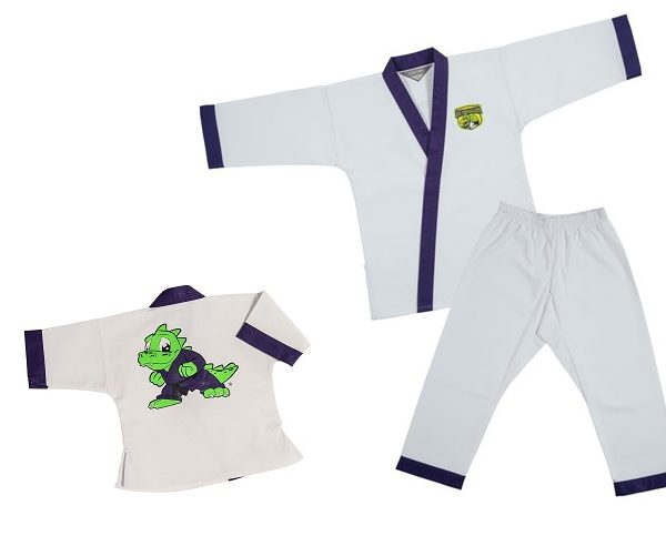 Student Karate Uniform (Lil' Dragons) by Century