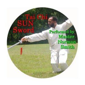 Sun Style Tai Chi Sword -FREE SHIPPING