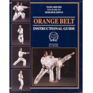 TSD Soo Bahk Do Orange Belt Guide