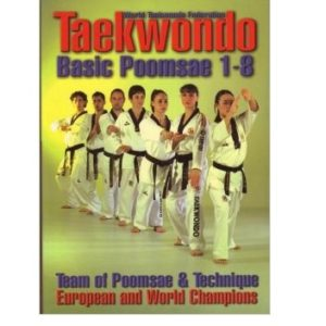 Tae Kwon Do Basic Poomsae 1-8