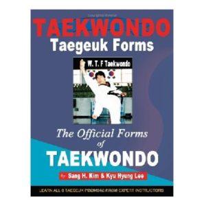 Taekwondo Taegeuk Forms book