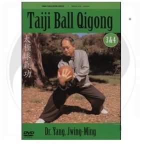 Taiji Ball Qigong – Courses 3 & 4