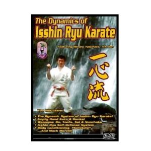 The Dynamics of Isshin Ryu Karate-DVD