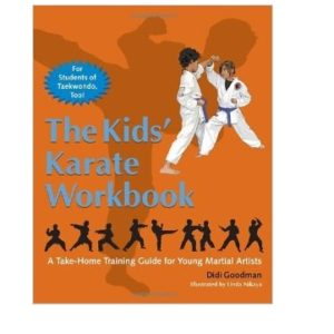 The Kids Karate Workbook