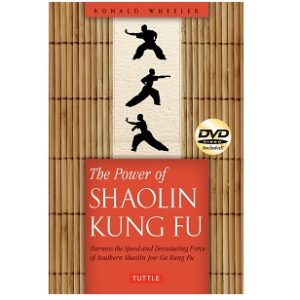 The Power of Shaolin Kung Fu Book