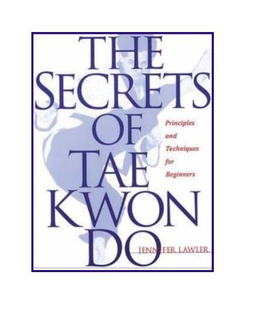 Taekwondo Books