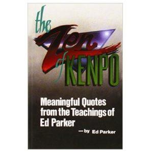 Kenpo Books