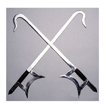 Twin Hook Swords