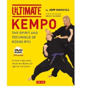 Ultimate Kempo Book with FREE DVD