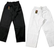 ProForce Gladiator 6 oz. Karate Pants - (Elastic Waist)