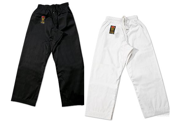 ProForce Gladiator 6 oz. Karate Pants - (Elastic Waist)