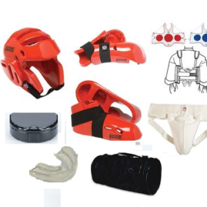 Sparring Gear Packages