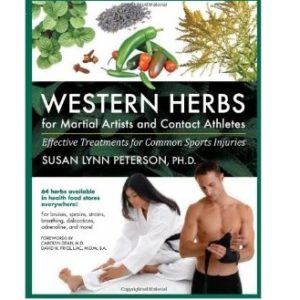 Western Herbs for Martial Artists & Contact Athle