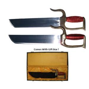 Wing Tsun Butterfly Knives