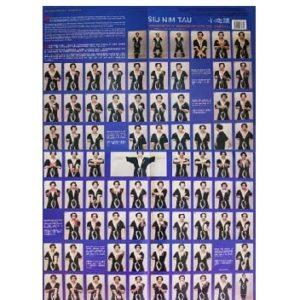 Wing Tsun Siu Nim Tau Poster