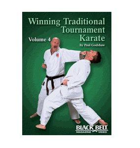 Winning Traditional Tournament Karate vol 4 DVD