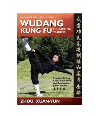 498e4ebe9 Wudang Kung Fu Fundamental Training DVD - Academy Of Karate ...