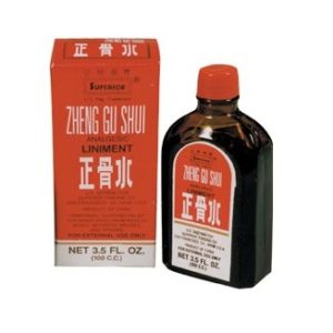Zheng Gu Shui External Analgesic Liniment