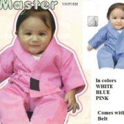 Infant / Lil' Dragon Uniforms